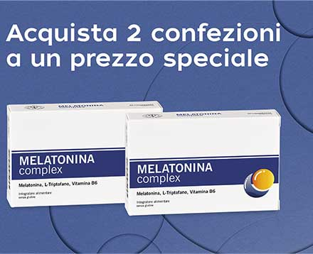 MELATONINA complex
