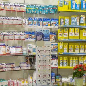 Articoli sanitari Farmacia dell'asilo di Susa