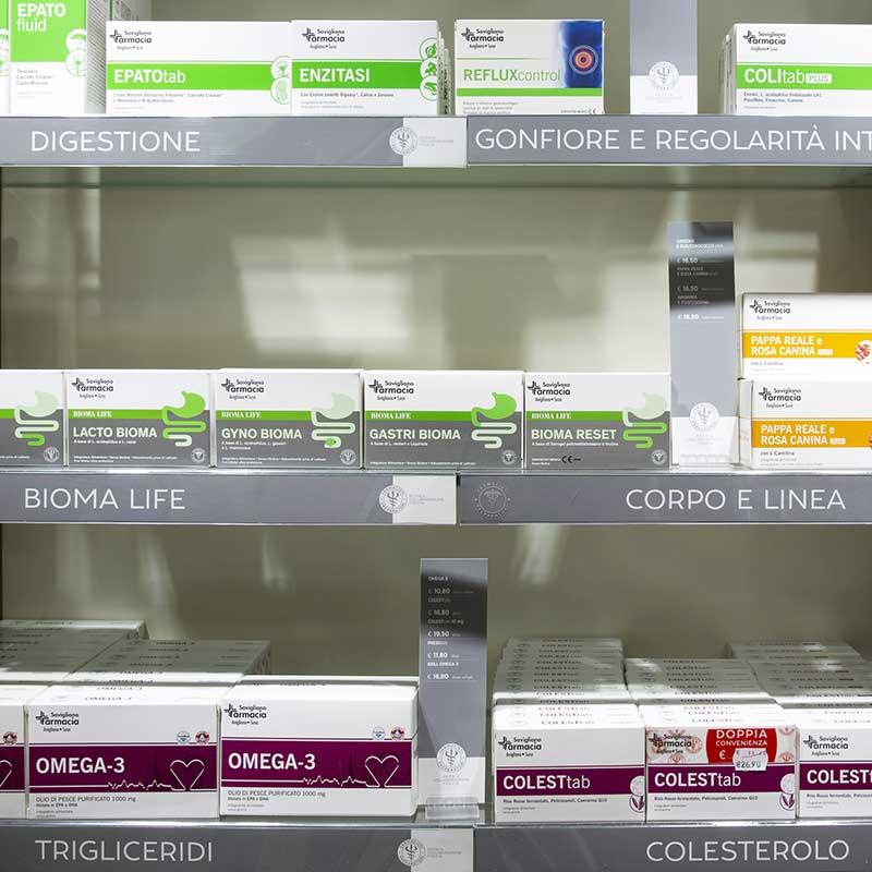 integratori per lo sport farmacia dell'asilo di Susa